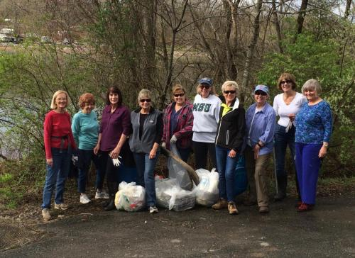 2017-03-24 Lakeshore Clean-Up 2