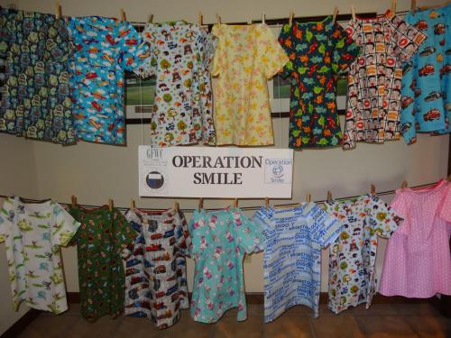 2017-05-27 Charitable Giving Operation Smile