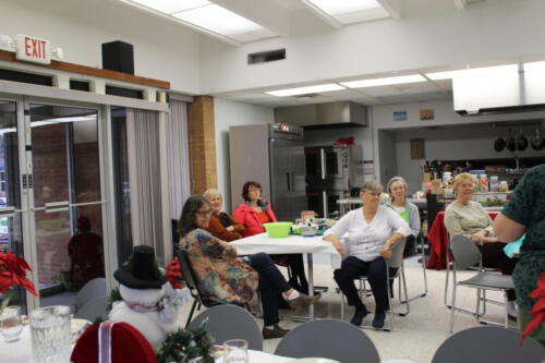 GFWC TV Christmas Party 2019