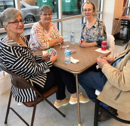 GFWC Game Night