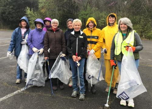 Lakeshore Cleanup