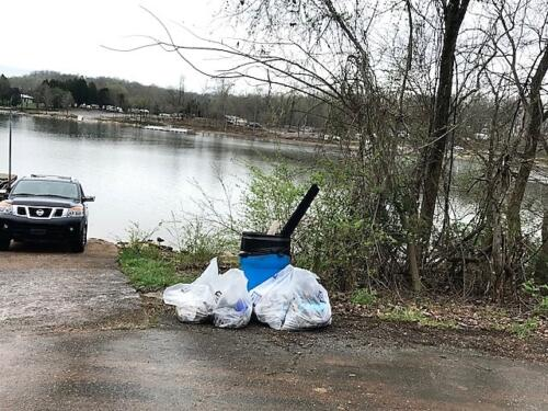2020/03/21 Lakeshore Cleanup
