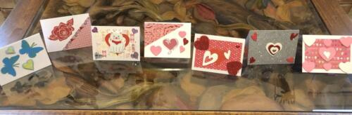 2021/02/14 Valentine's Cards for the Neighborhood
